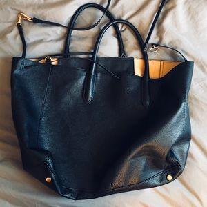 HM Black Handbag